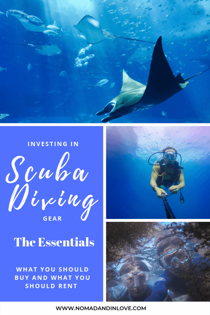 how to start scuba diving