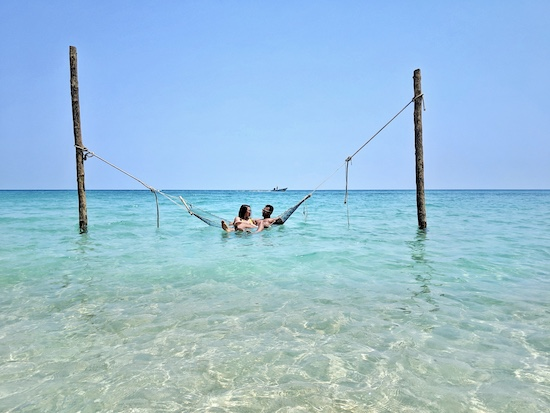 best beaches in koh phangan