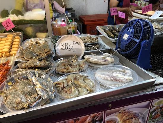 travel tips for best krabi night market