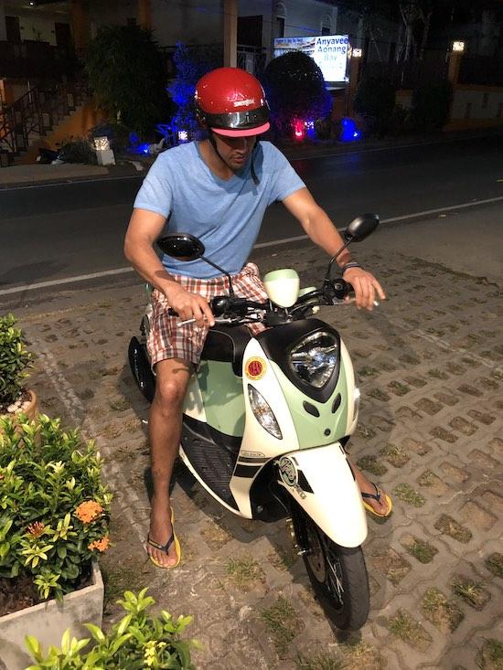 travel tips for krabi scooter rentals