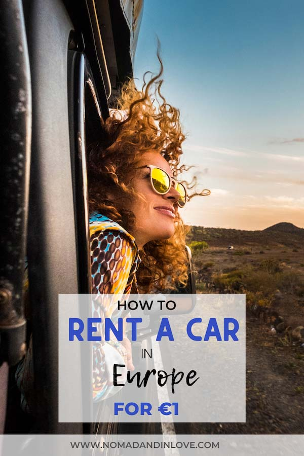 pinnable image to cheap car rental in europe