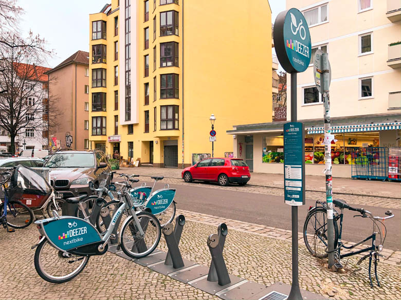 deezer nextbike docking stations in kreuzberg and neukolln berlin