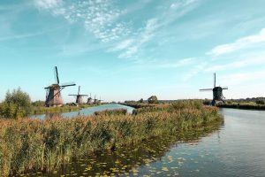 Kinderdijk Windmills: How To Get There And See It For FREE