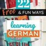 pinterest save image for free learning german websites