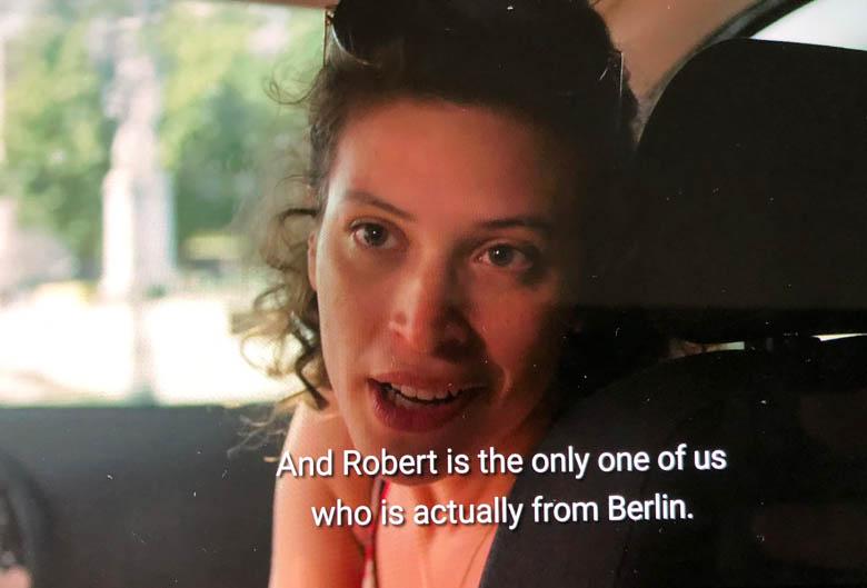 how multicultural is berlin captured in unorthodox netflix series line